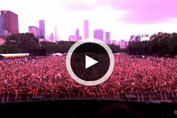 Watch a Live Stream of Lollapalooza via Red Bull TV