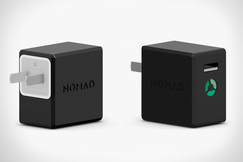 NomadPlus is a 2-in-1 Charging Solution