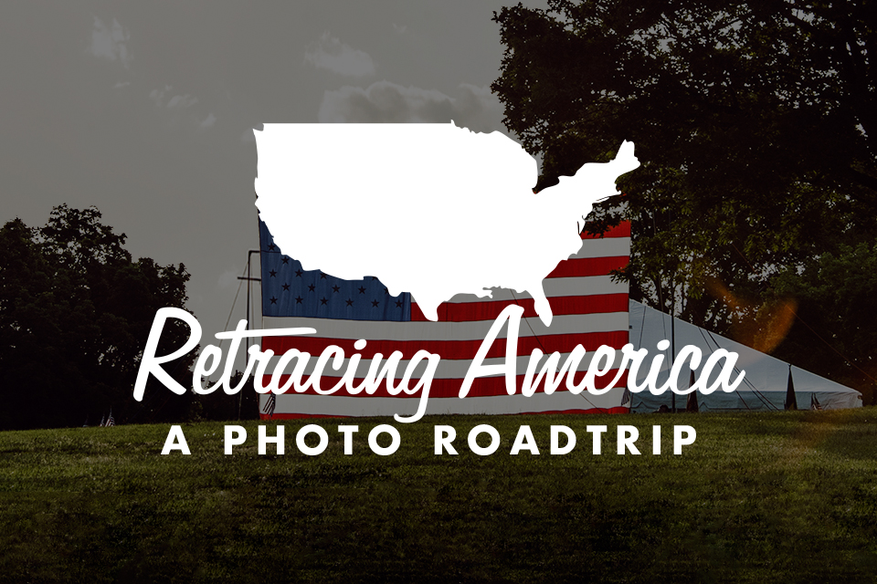Retracing America Takes You On a Visual Journey Through the USA
