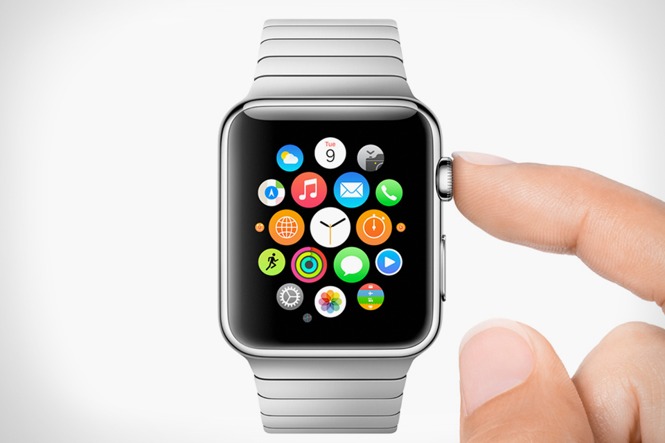 Apple Officially Introduces Apple Watch