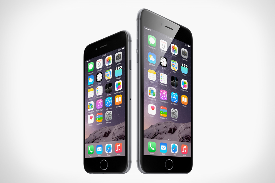 Apple Introduces iPhone 6 and 6 Plus