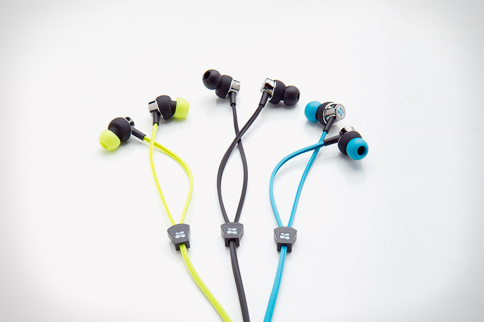 Zipbuds Found the Solution to Tangle-Free Earbuds