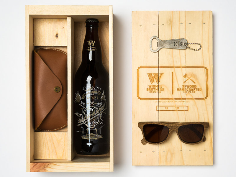 Shwood x Widmer Bros. Unite Beer and Sunglasses