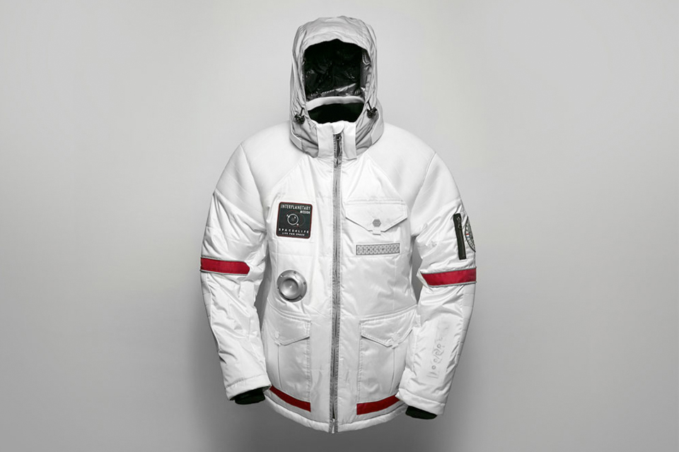 Spacelife Jacket is Made for Earth