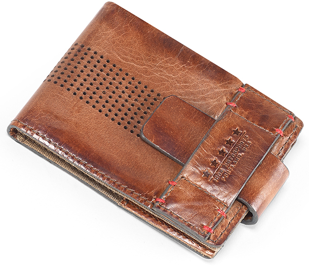 Thankfully, the Navigator Leather Wallet isn't on ...